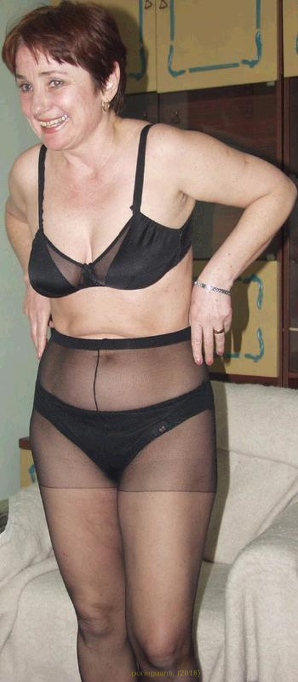 Frumpy wife in glasses rides hubby 4