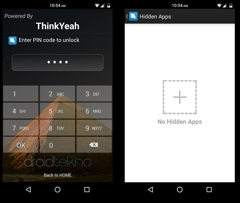 Cara Mudah Sembunyikan Aplikasi dari Menu Android_1