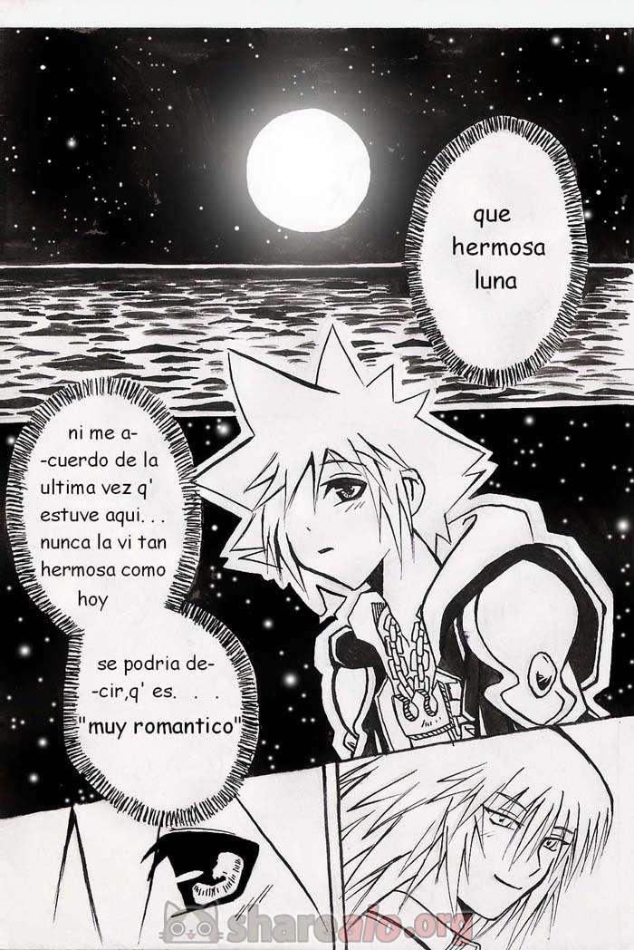 [ Unknown Kingdom Hearts Yaoi Doujin (Sora y Riku Sexo Caliente) ]: Comics Porno Manga Hentai [ 80otJGEG ]