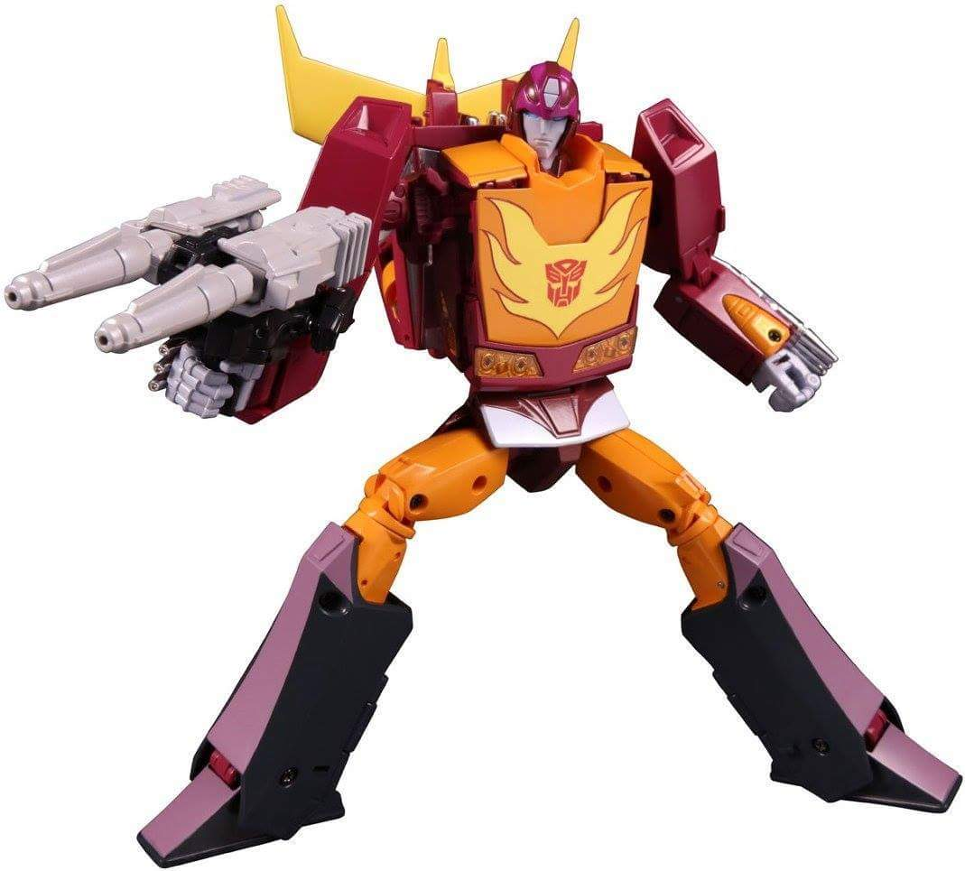 [Masterpiece] MP-40 Targetmaster Hot Rodimus (aka Hot Rod/Météorite) EHuiBgK8