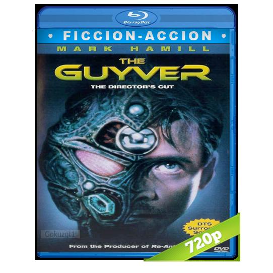 Mutronics Guyver HD720p Audio Dual Castellano Ingles 5 1 (19