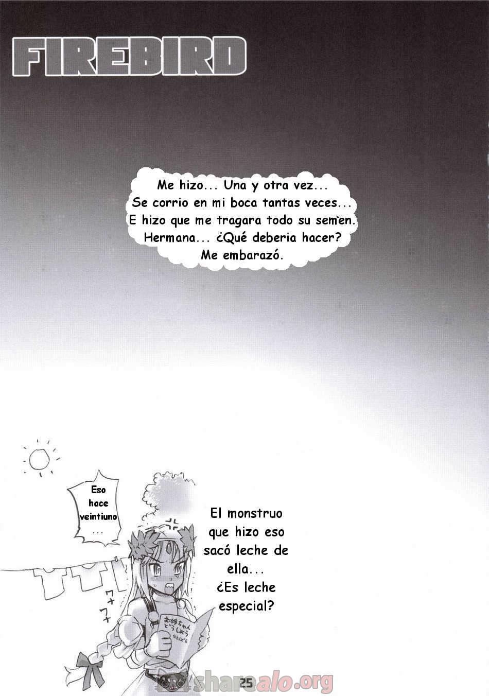 Hentai Manga Porno Firebird (Soulcalibur): 3EA7EPeP