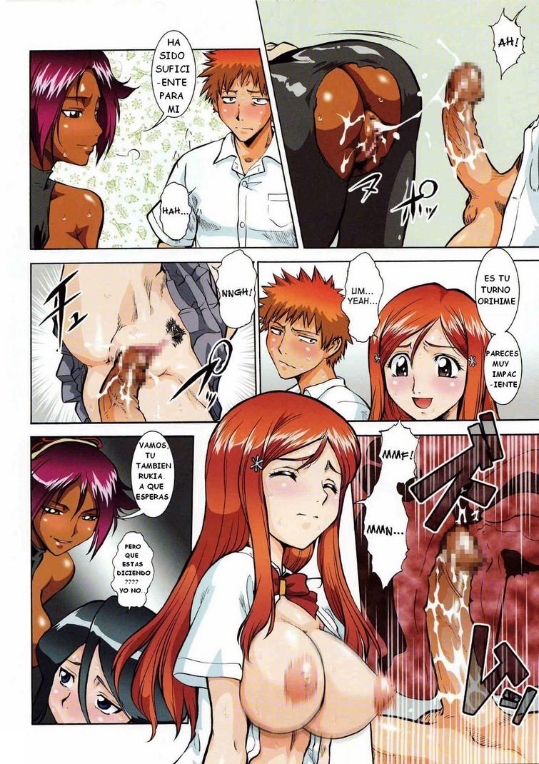 Gratis hentai manga y
