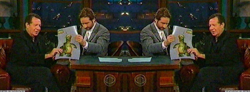 2004 David Letterman  RlcobndE