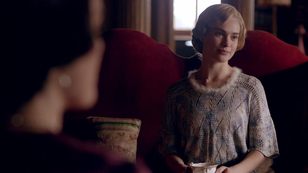 Downton Abbey After Show Season 5 Episode 9