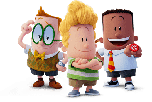 Captain Underpants The First Epic Movie Teaser Trailer