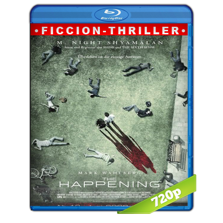 El Fin De Los Tiempos (2008) BRRip 720p Audio Trial Latino-Castellano-Ingles 5.1