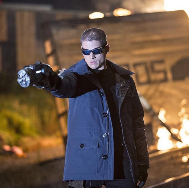 Wentworth Miller es el Capitán Frío en The Flash 1x04 - Going Rogue