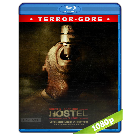 Hostal HD1080p Lat-Cast-Ing 5.1 (2005)
