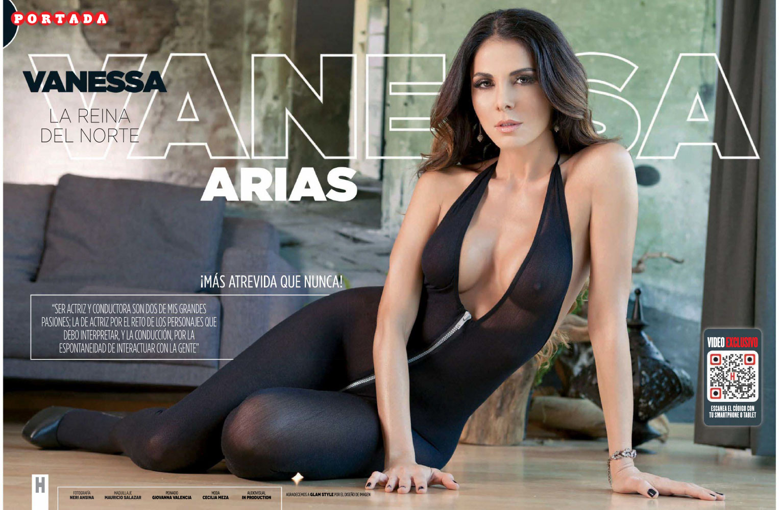 "... Results for ""Vanessa Arias Revista H 2015"" – Calendar 2015"