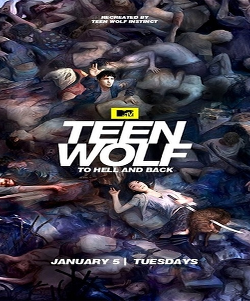 مسلسل Teen Wolf الموسم السادس مترجم