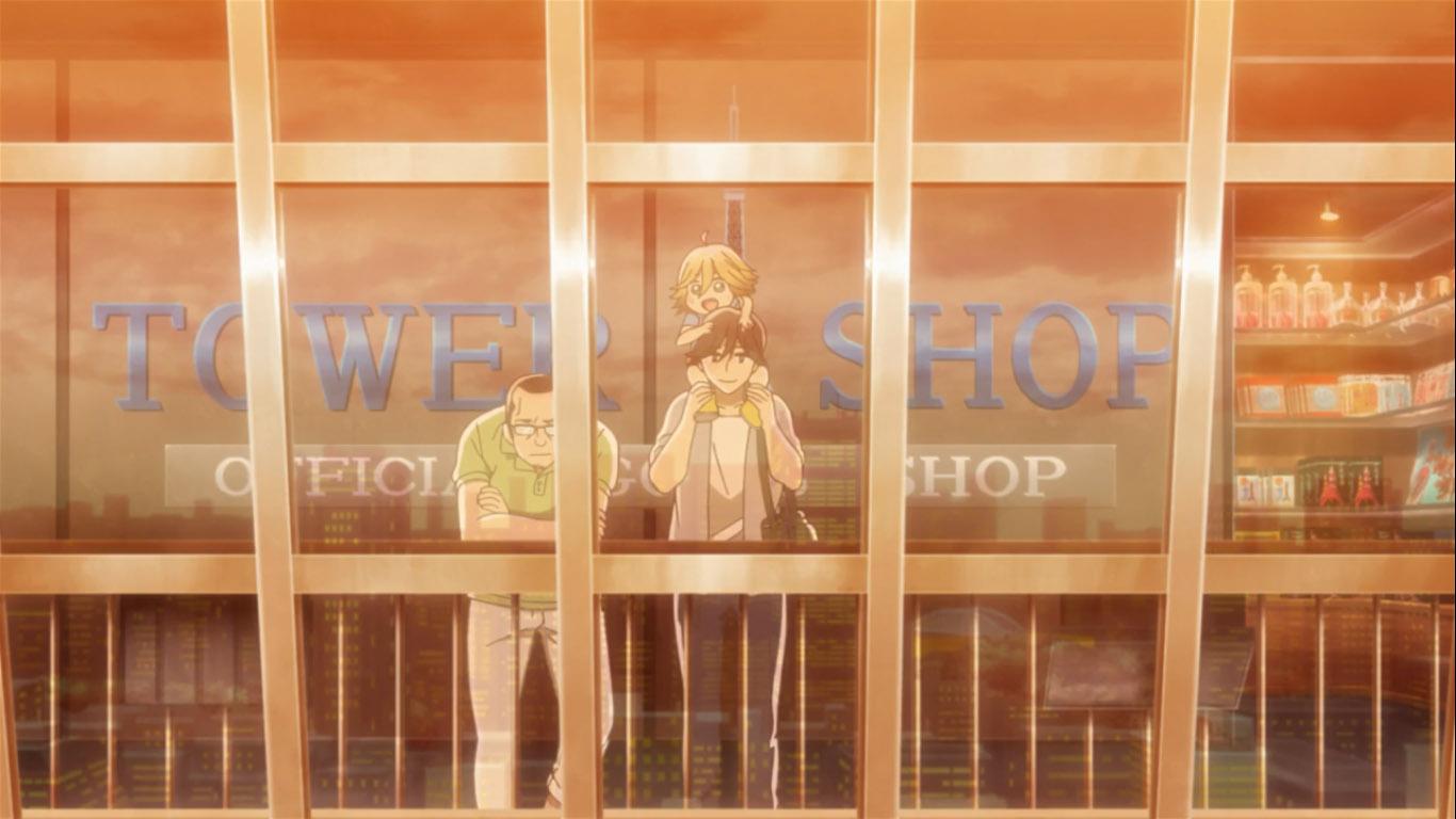 cerita moral dalam anime Udon no Kuni no Kiniro Kemari