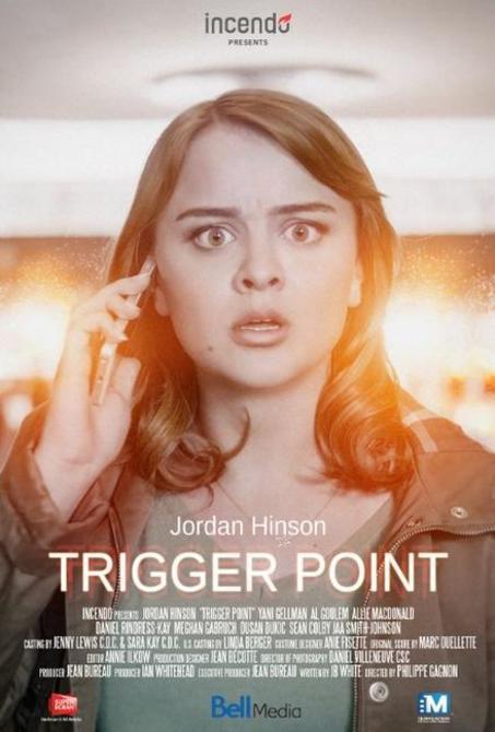 Lūžio taškas / Trigger Point (2015)