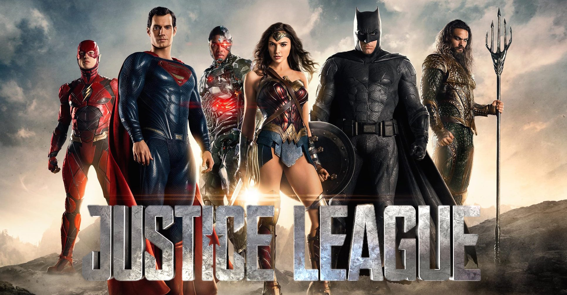 Relive The Jaw-Dropping First Trailer For JUSTICE LEAGUE