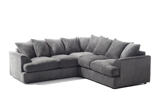 Barrington Jumbo Cord Fabric Corner Group Sofa 2c2 EBay