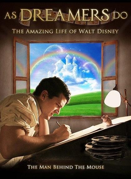 Bir Hayalperest: Walt Disney'in Harika Yaşamı – As Dreamers Do 2014 BRRip XviD Türkçe Dublaj – Tek Link