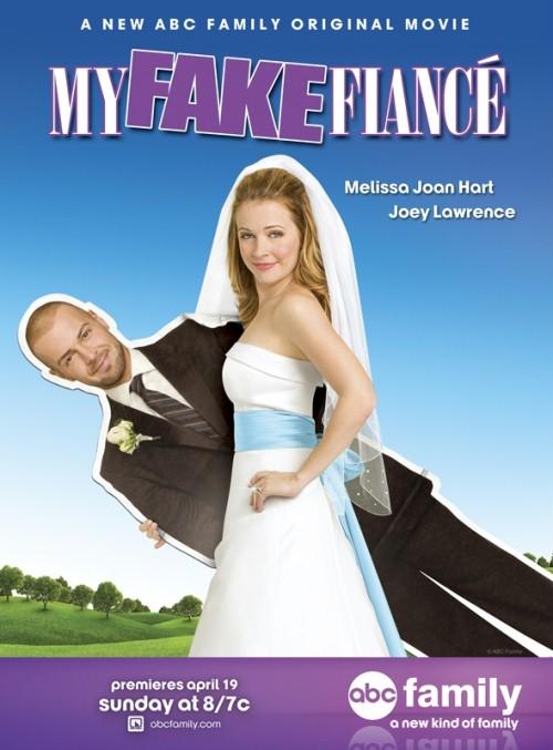 Fałszywy narzeczony / My Fake Fiance (2009)  PL.HDTV.480p Xvid-TR0D4T / Lektor PL