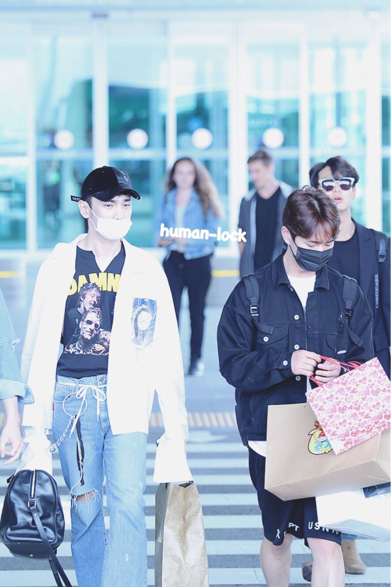 [IMG/160718] Onew, Jonghyun, Key, Minho @Aeropuerto de Kansai e Incheon (Jap-Cor) V2JTy91k