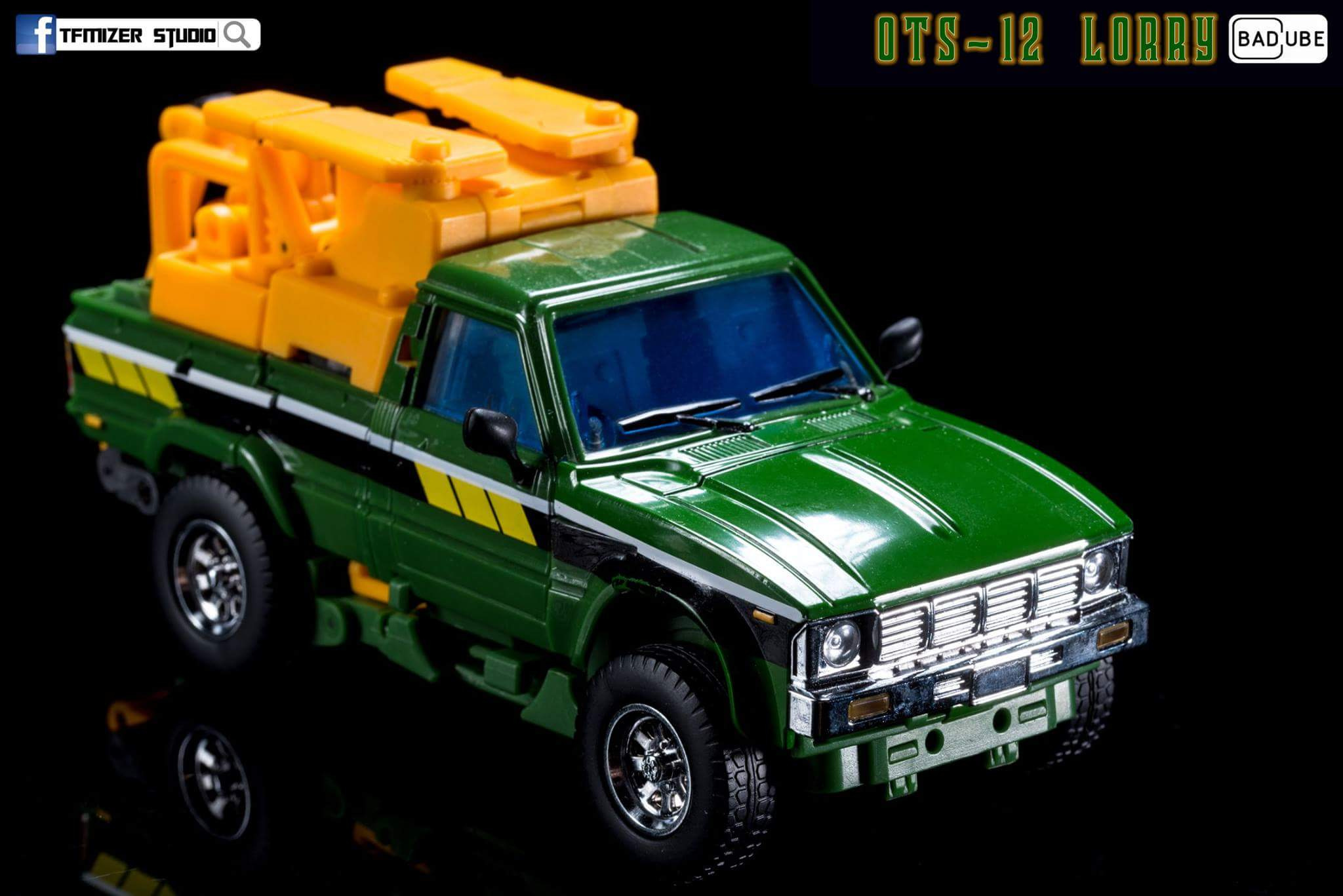 [BadCube] Produit Tiers - Jouet OTS-12 Lorry - aka Hoist/Treuil VCFX1JUh