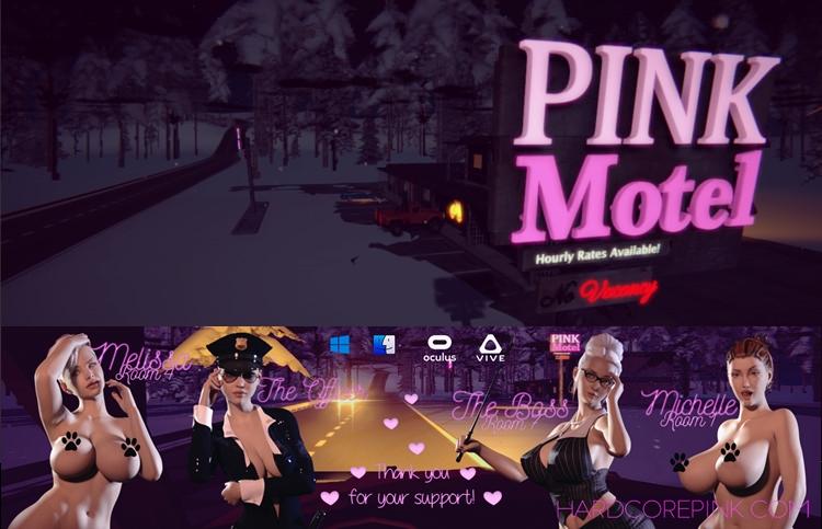 Motel - Hardcore Pink Version 0.0.12