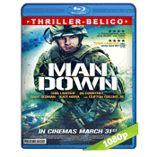 Man Down (2015) BRRip Full 1080p Audio Ingles Subtitulada 5.1