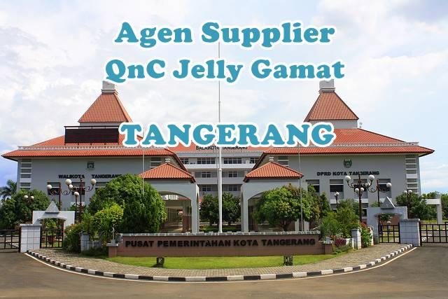 Agen QnC Jelly Gamat Tangerang