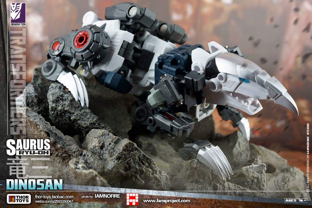 [FansProject] Produit Tiers - Jouet Saurus Ryu-oh aka Dinoking (Victory) | Monstructor (USA) - Page 2 McJd3beE
