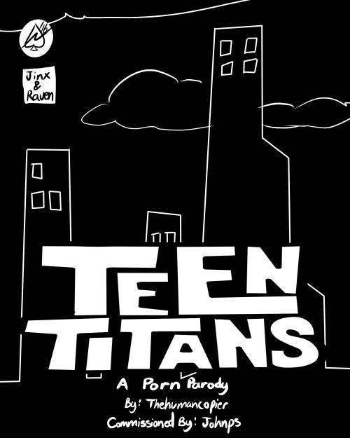 Cómic Porno De Los Jóvenes Titanes
