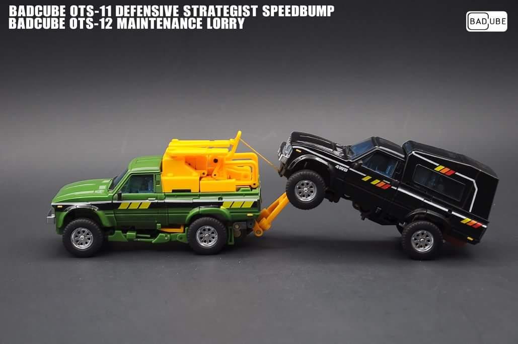 [BadCube] Produit Tiers - Jouet OTS-12 Lorry - aka Hoist/Treuil MRKfA6DN