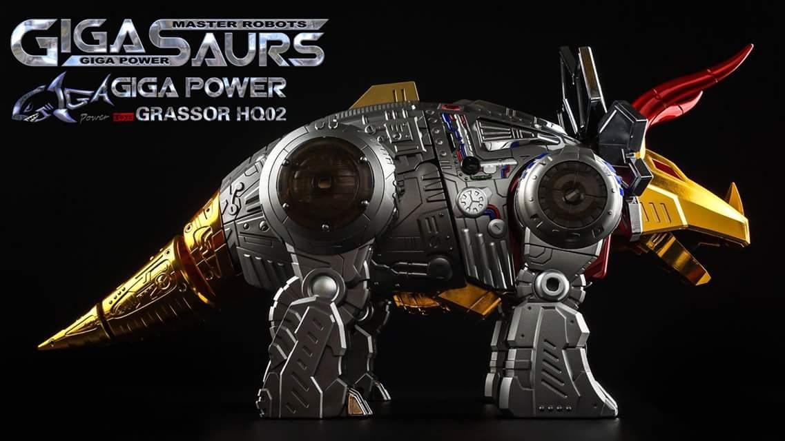 [GigaPower] Produit Tiers - Jouets HQ-01 Superator + HQ-02 Grassor + HQ-03 Guttur + HQ-04 Graviter + HQ-05 Gaudenter - aka Dinobots - Page 4 NG0EcYYW