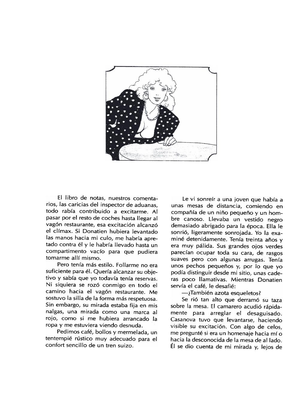Milo Manara El arte del azote