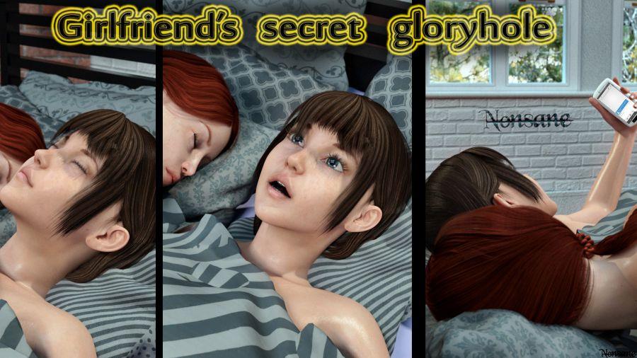 Free online gloryhole porn girlfriends