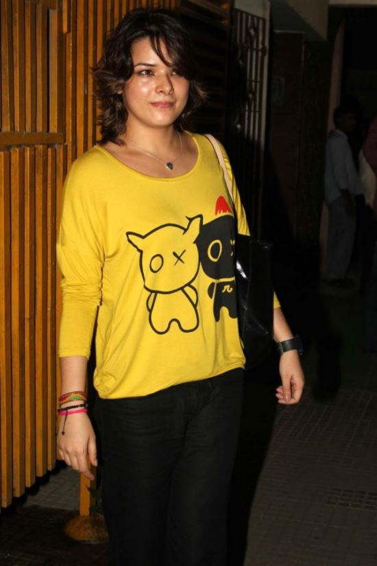 Celebs at Aashiqui 2 Movie Special Screening AcxEfQp5
