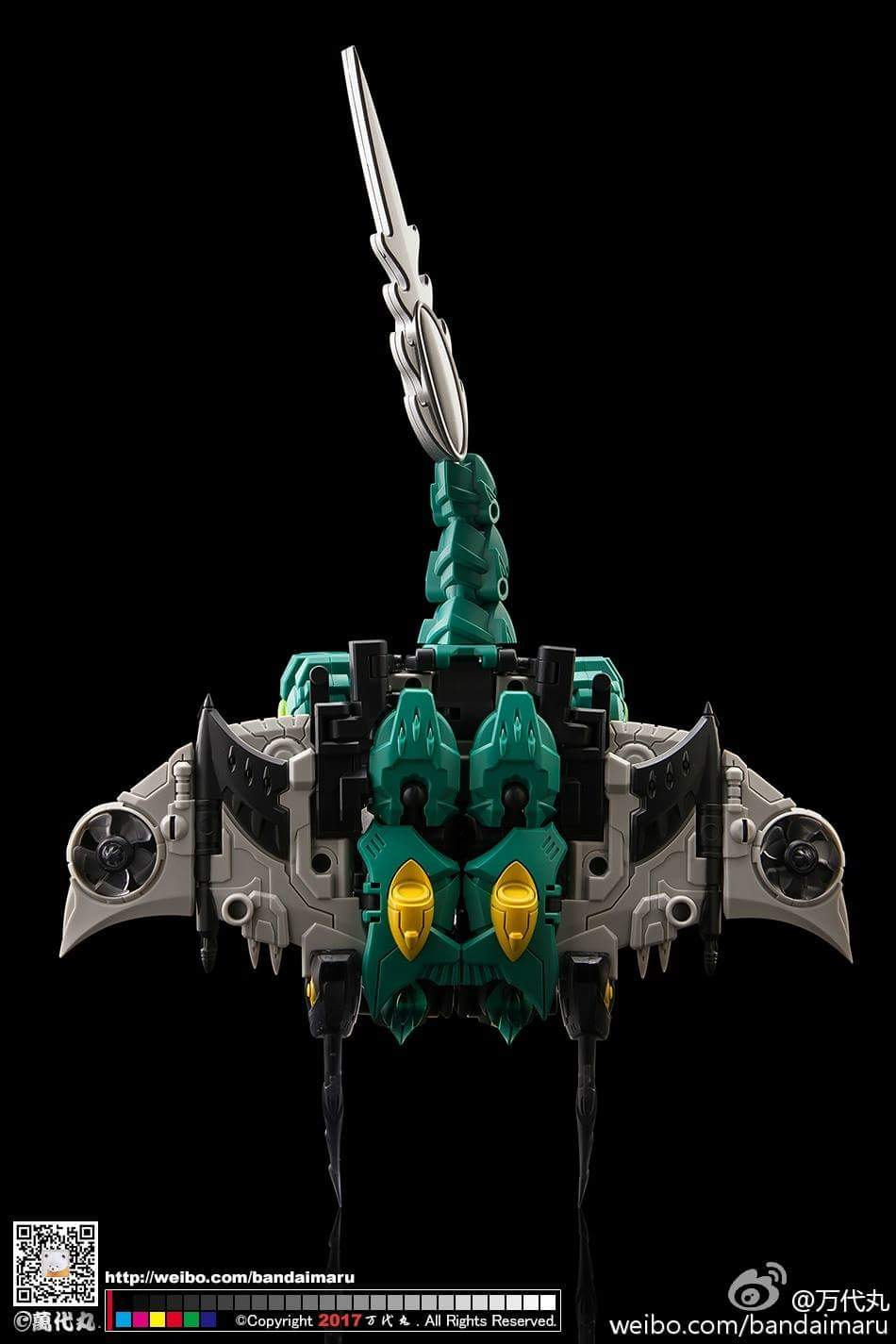 [TFC Toys] Produit Tiers - Jouet Poseidon - aka Piranacon/King Poseidon (TF Masterforce) - Page 4 XMFRwlYB
