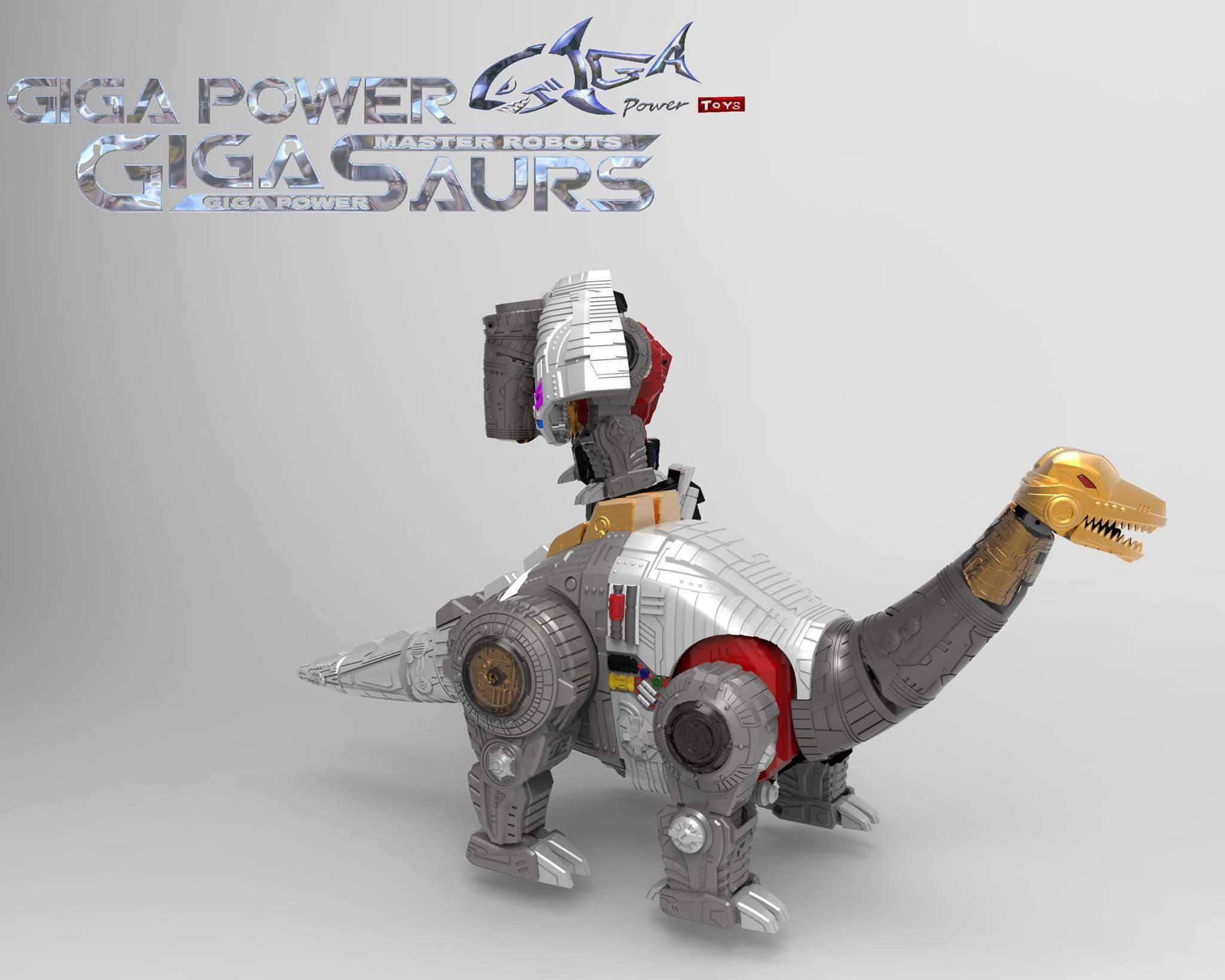 [GigaPower] Produit Tiers - Jouets HQ-01 Superator + HQ-02 Grassor + HQ-03 Guttur + HQ-04 Graviter + HQ-05 Gaudenter - aka Dinobots - Page 5 T2DfP3yC