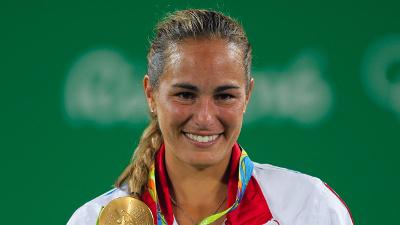 Mónica Puig ganó la medalla de oro en Río 2016 IIHHY0dM