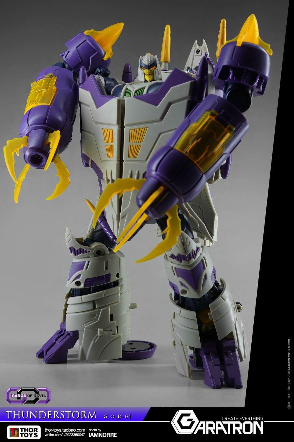 [Garatron] Produit Tiers - Gand of Devils G.O.D-01 Thunderstorm - aka Thunderwing des BD TF d'IDW - Page 2 PWBeBk3D