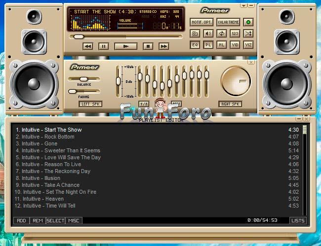 Winamp, el mejor reproductor gratuito multimedia 0IHAqlOZ