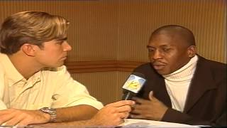 Entrevista a Felipe Lopez de los Washington Wizards -NBA 2001