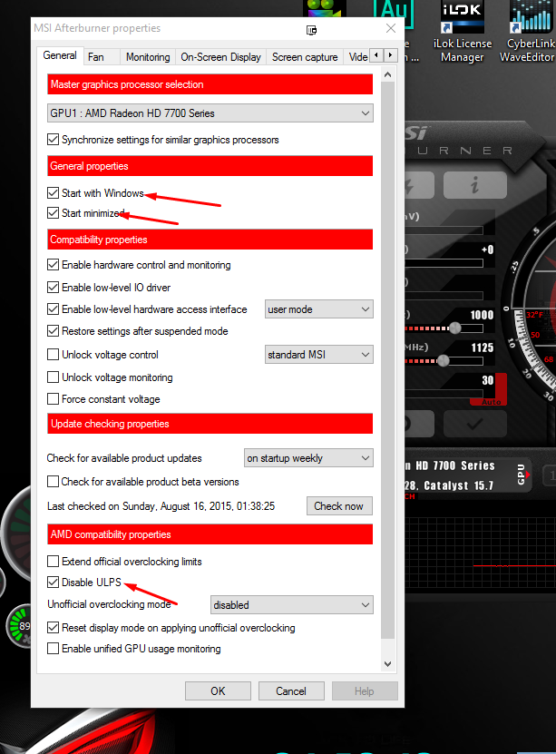 Cooling, Overlays, Overclocking & Controlling Your GPU's with MSI
