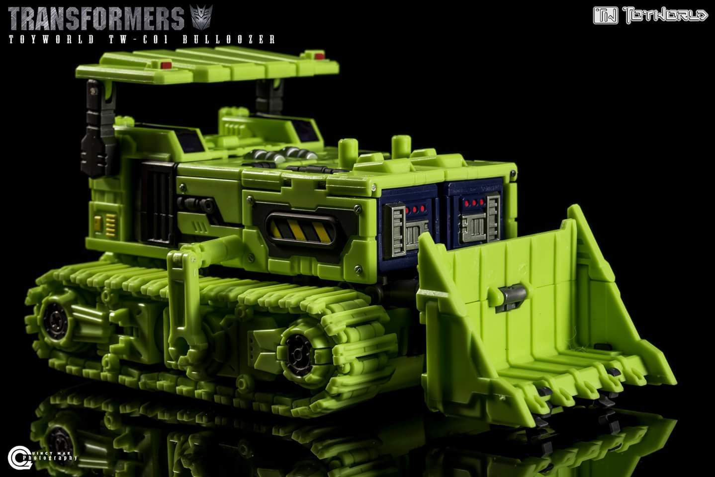 [Toyworld] Produit Tiers - Jouet TW-C Constructor aka Devastator/Dévastateur (Version vert G1 et jaune G2) - Page 4 9enrthRQ