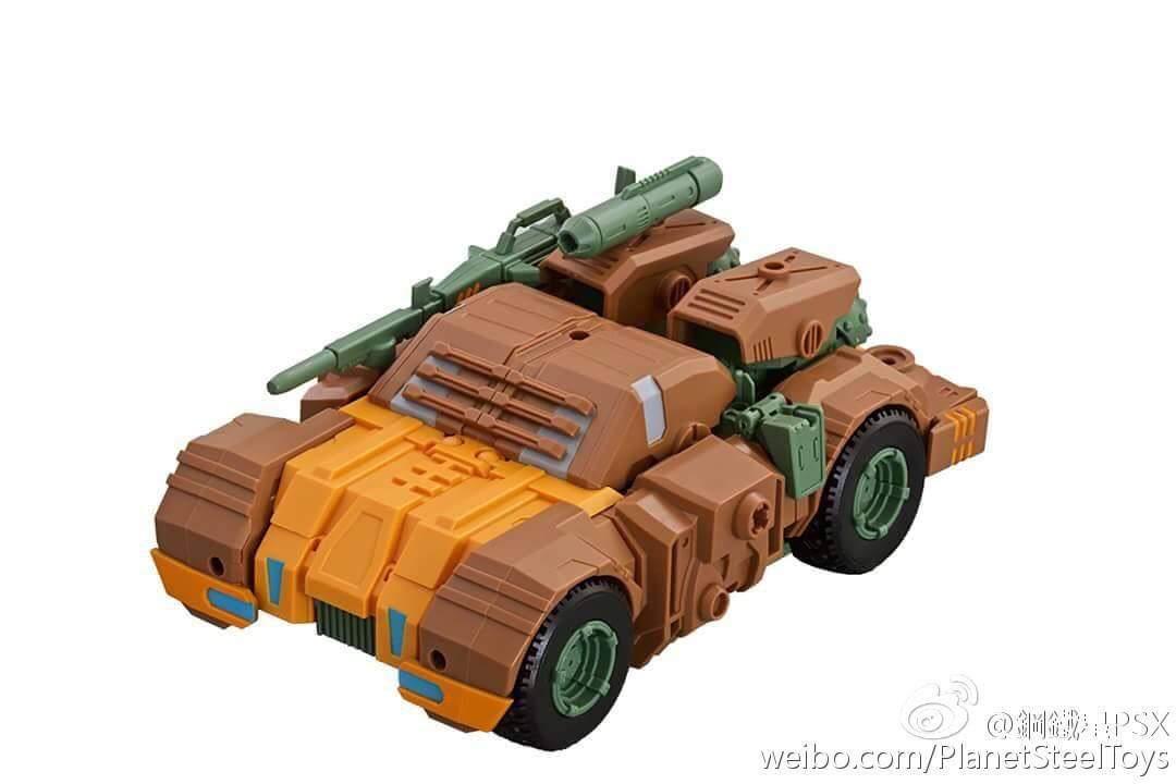 [Mastermind Creations] Produit Tiers - R-23 Dicamus - aka Roadbuster/Cahot des Wreckers IDW T2edu1UJ