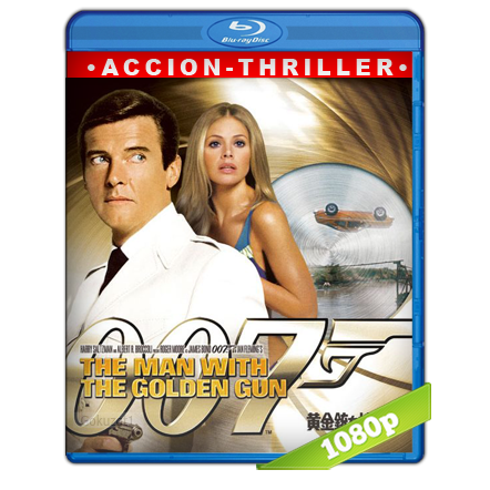 007 El Hombre Del Revolver De Oro (1974) BRRip Full 1080p Audio Trial Latino-Castellano-Ingles 5.1