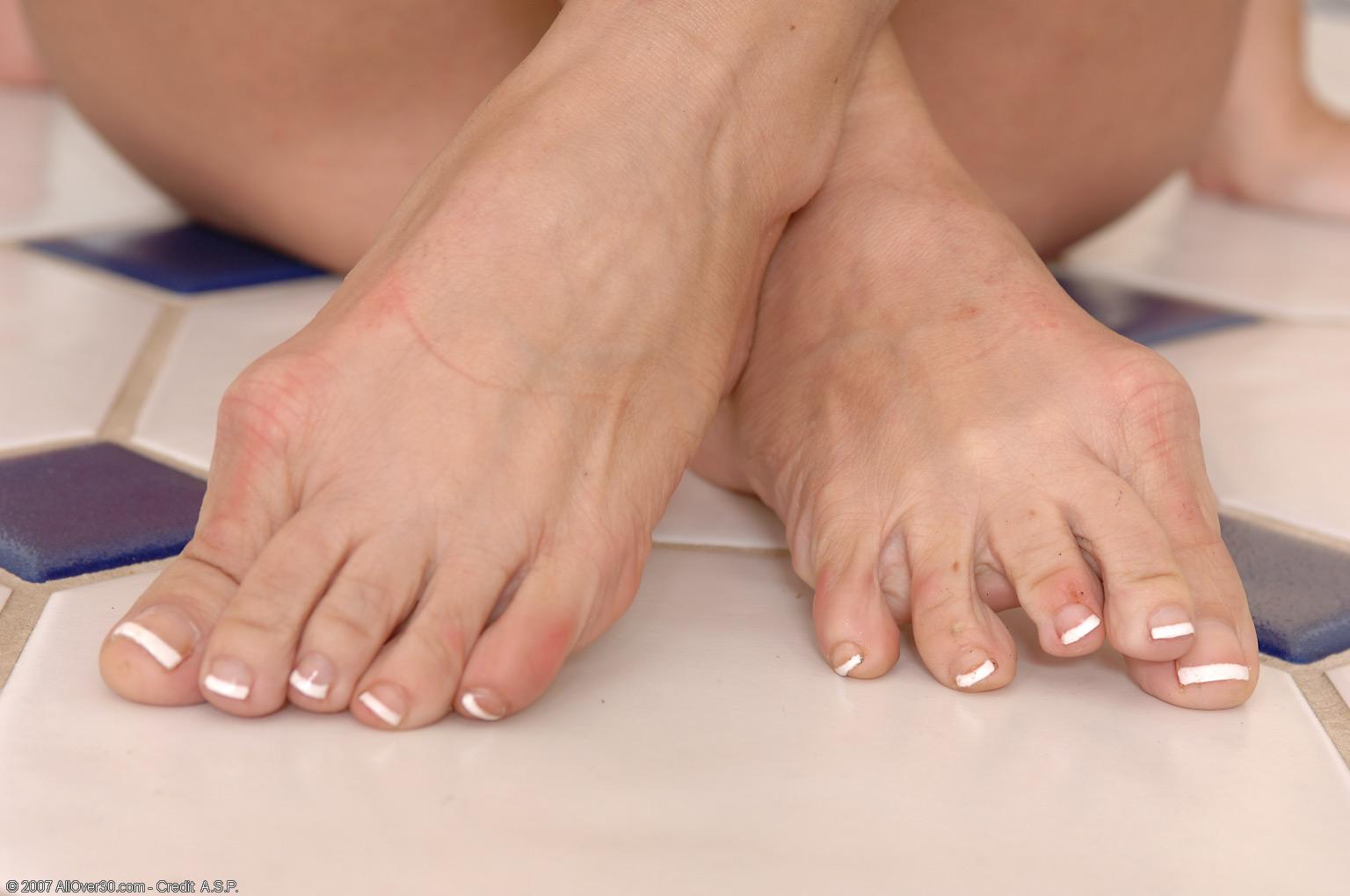 fetichismo de pies phatass