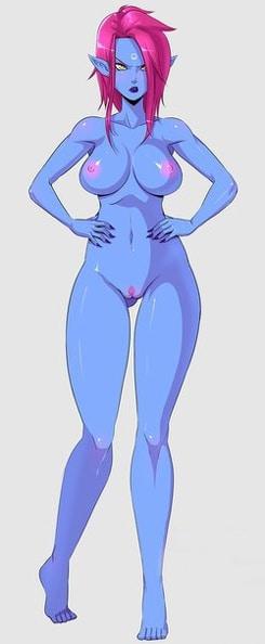 Evelynn Hentai