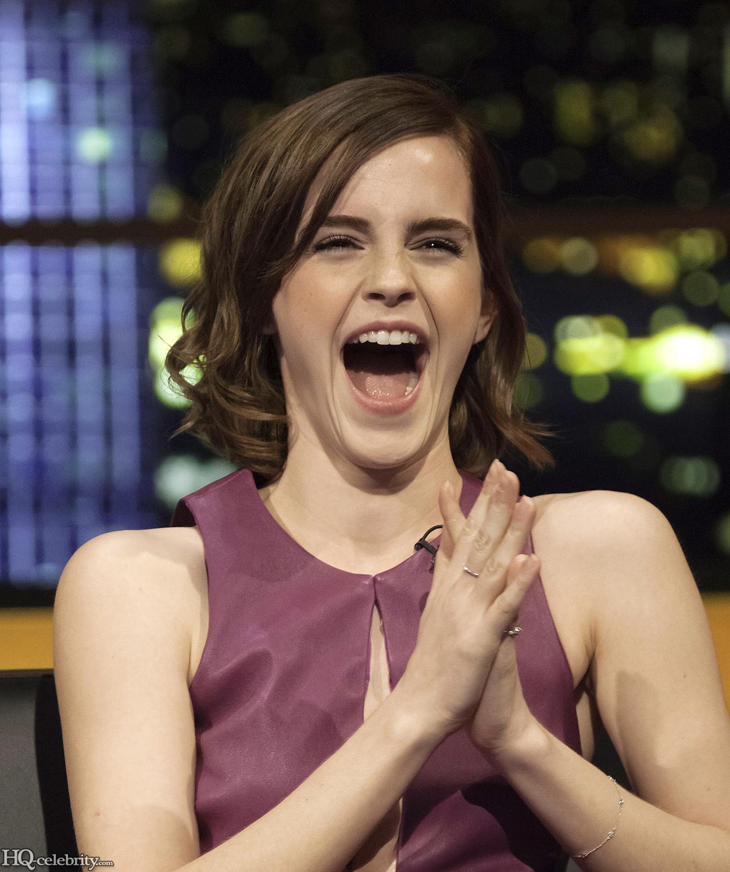 Emma Watson Has A Blast On The Jonathan Ross Show Achdqvaa