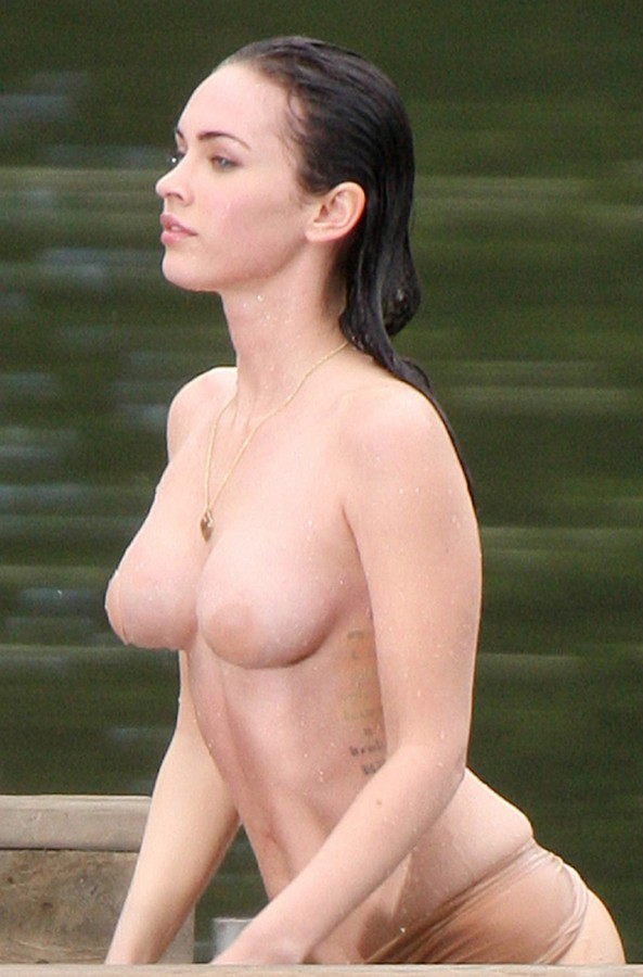 меган бун голая фото