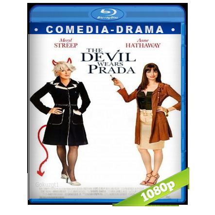El Diablo Viste A La Moda (2006) BRRip Full 1080p Audio Trial Latino-Castellano-Ingles 5.1
