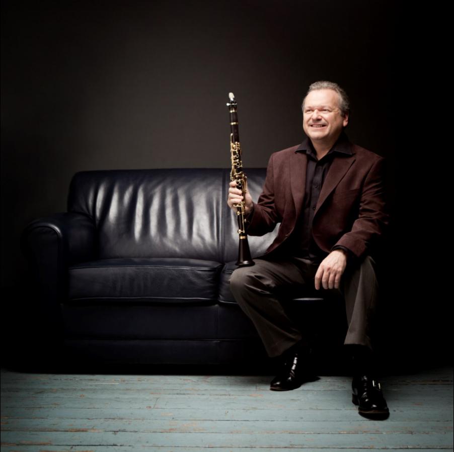 El clarinetista británico Michael Collins derrochará  su