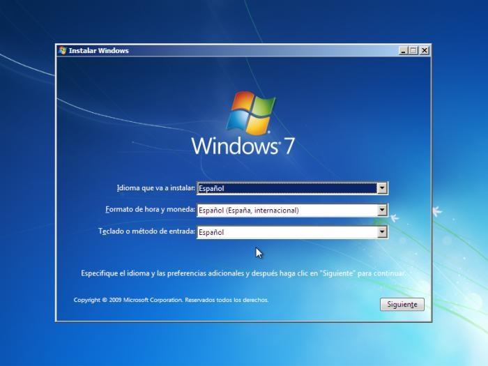 Windows 7 LITE Ultimate SP1 Español Full 32 y 64bits